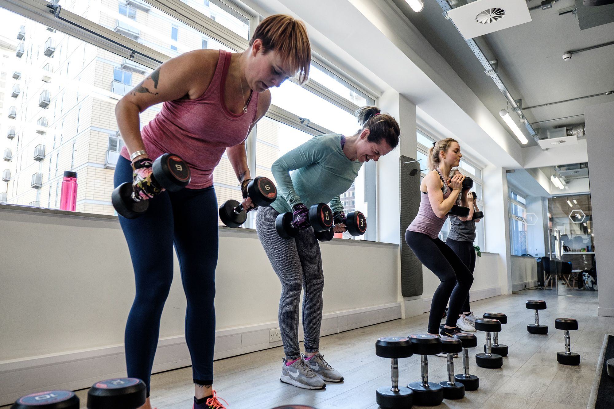 REFORM - active group personal training with weights