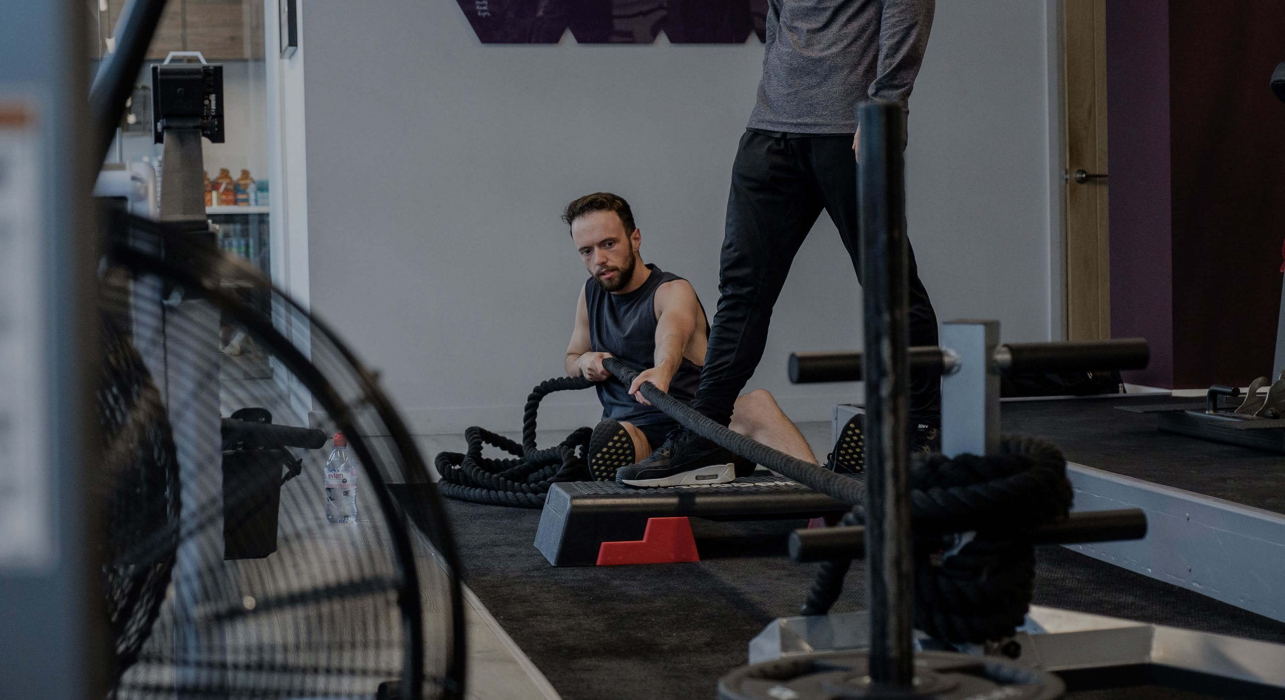 Personal training session - Manchester Riverside facility - luxury gym in manchester